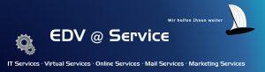 Logo EDV@Service
