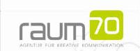 raum70 Agentur für kreative Kommunikation